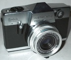 Instamatic Reflex (chromé)