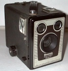Brownie Six-20 Camera Model C (1953-1957)
