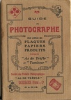 Guide du photographe As de Trèfle-Tambour 1921