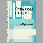 Lenses (Schneider) - 1968(CAT0478)