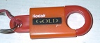 Porte-clé Kodak Gold (orange, rouge)