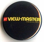Badge : Gaf View-Master, Stereo picture products(GAD0865)