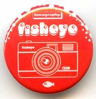 Badge : Lomography, appareil fisheye(GAD0870)
