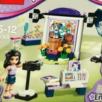 Lego Friends : Le studio photo d'Emma(Lego 41305)(GAD1546)