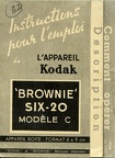 Kodak Brownie Six-20 modèle C