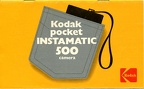 Kodak Pocket Instamatic 500
