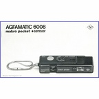 Notice : Agfamatic 6008 makro pocket (Agfa)