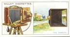 Wills's cigarettes, The Camera (Imperial Tobacco Co.)