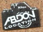 Nikon F, Abdon Location
