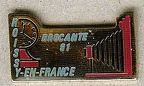 Brocante 91 / Toissy en France
