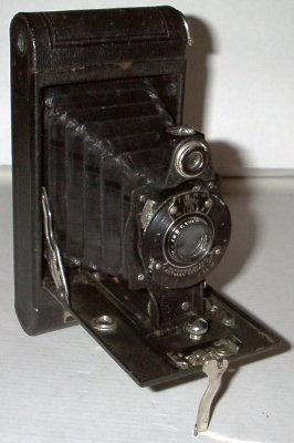 N° 2 Folding Cartridge Hawk-Eye Model B (Kodak) - 1926(APP0030)