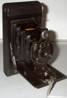 N° 2 Folding Cartridge Hawk-Eye Model B (Kodak) - 1926(APP0130)