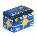 Film 135 : Polaroid High Definition 200(200 ISO, 12 poses)(ACC0968)
