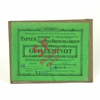 Papier SF 9x12 (Guilleminot)(brillant rapide)(ACC1046)