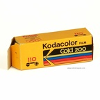Film 110 : Kodacolor Gold 200 (Kodak)(24 poses - 200 ISO)(ACC1139)