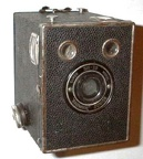 Six-20 Brownie Junior Super model (Kodak) - 1935(UK)(APP1038)
