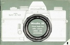 Minolta SR lenses and accessories ~1970
