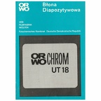 Orwo Chrom UT18 (Orwo)(CAT0455)