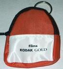 "Sac à dos ""Films Kodak Gold"""