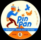 Fromage fondu Pin Pan