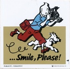 Tintin, Smile, Please!