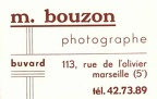 M. Bouzon, photographe