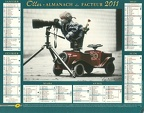 Calendrier 2011(NOT0528)