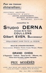 Studio Derna, Gilbert Even, Coullons