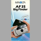 AF35 Big Finder (Minolta) - 2001(PUB0110)