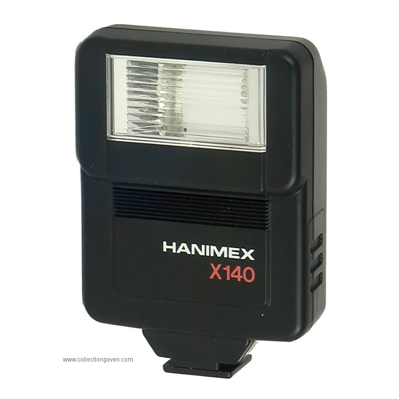 Flash électronique: Hanimex X140